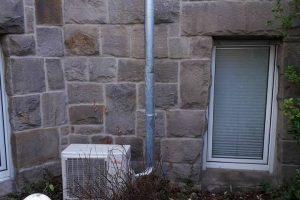 Klimaanlage Außeninstallation