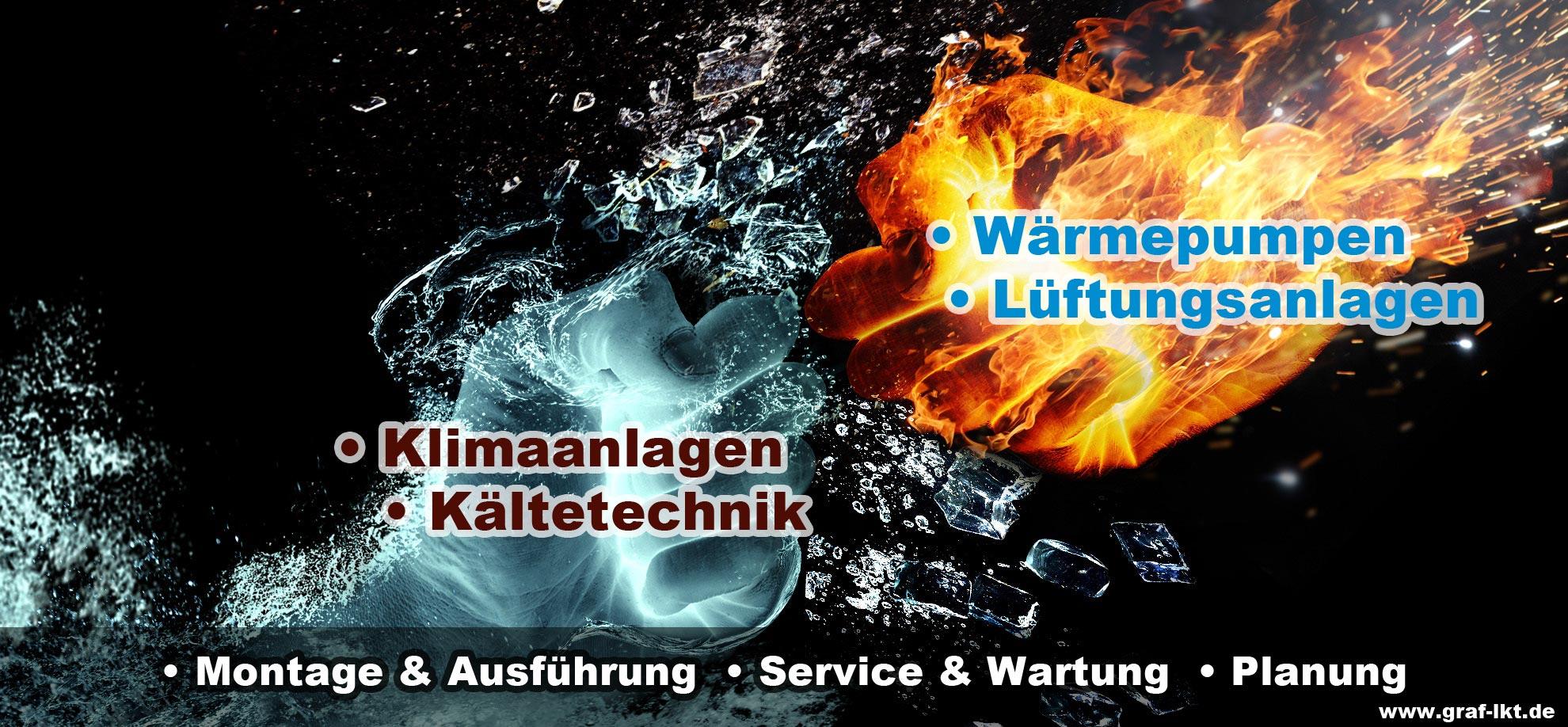 Luft- und Kllimatechnik Komeptenz aus einer Hans